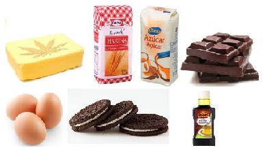 ingredientes brownie oreo