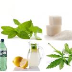Mojito au Cannabis