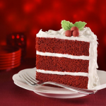 Tarta Red Velvet con Cannabis