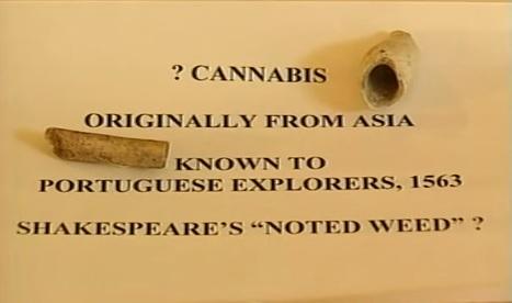 Fumar o no fumar? Shakespeare