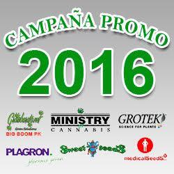 Campaña de promociones 2016 en GrowBarato.net