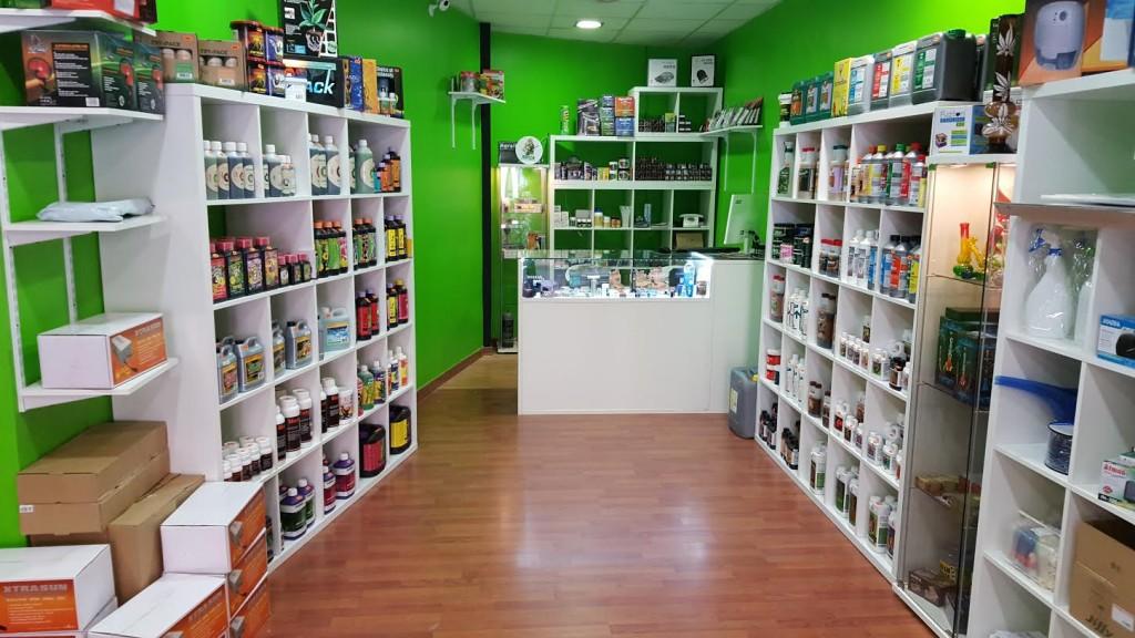 Todas las tiendas físicas de Growbarato.net