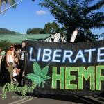 Marchas verdes por el día de la marihuana