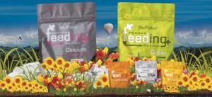 Powder Feeding by Green House