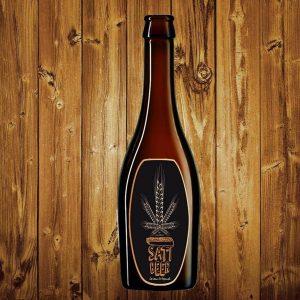 Satibeer, cerveza elaborada con cáñamo