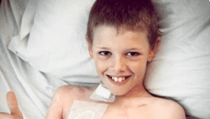 Joven sobrevive a 2 cánceres