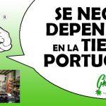 Buscamos dependiente para la tienda de Portugalete