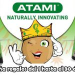 Promoción con Atami