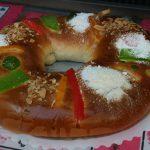 Roscón de Reyes cannábico