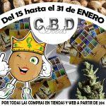 Semillas gratis de CBD Seeds
