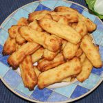 Cannabis Cheese Fingers