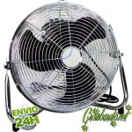How to use Fans for Indoor Cannabis Grows