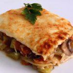 Vegetable Lasagna with Cannabis