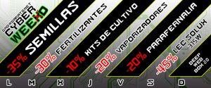 precios locos… cyber weed en growbarato.net