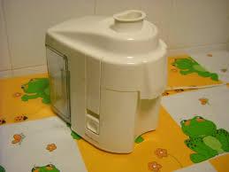 licuadora para preparar jugo de clorofila