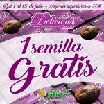 Campaña de regalos de Delicious Seeds