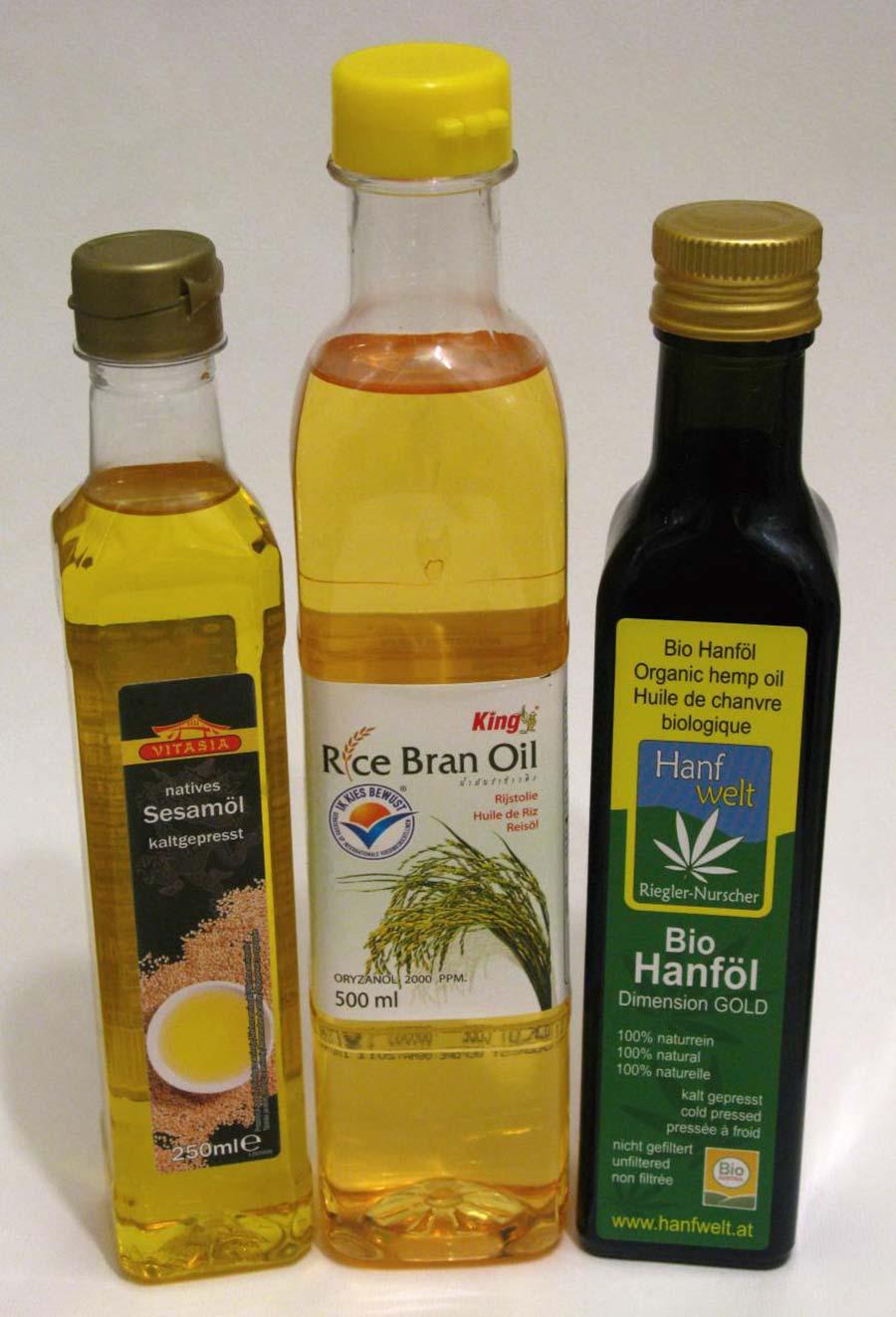 aceite de semilla de cañamo