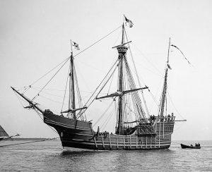 el barco santa maria
