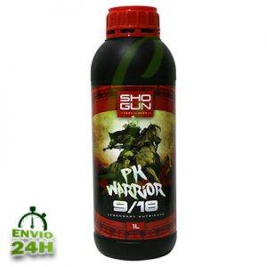 pk warrior 9/18 de shogun fertilisers
