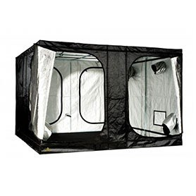 grow tents by size