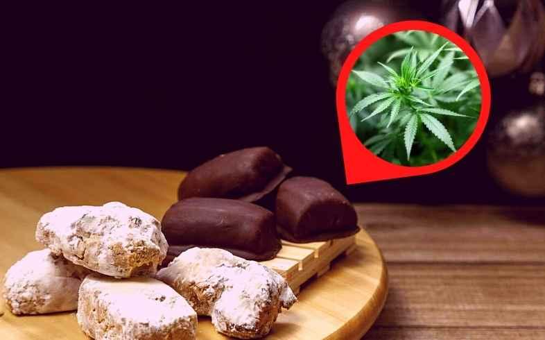 como hacer polvorones de marihuana
