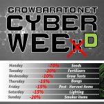 Growbarato.net 2019 Cyber Weed