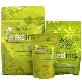 promocion green house feeding