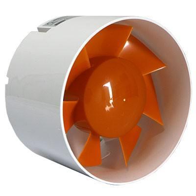 inline intake fan