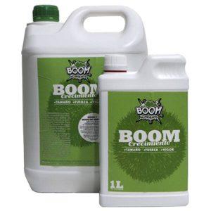 conoce la gama de abonos boom nutrients