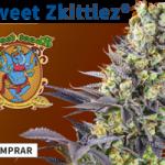 Sweet Zkittlez® de Sweet Seeds® | Conócela de cerca