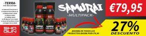samurai terra multipack de shogun fertilisers