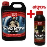 Promoción Shogun Sumo Active Boost + Katana Roots