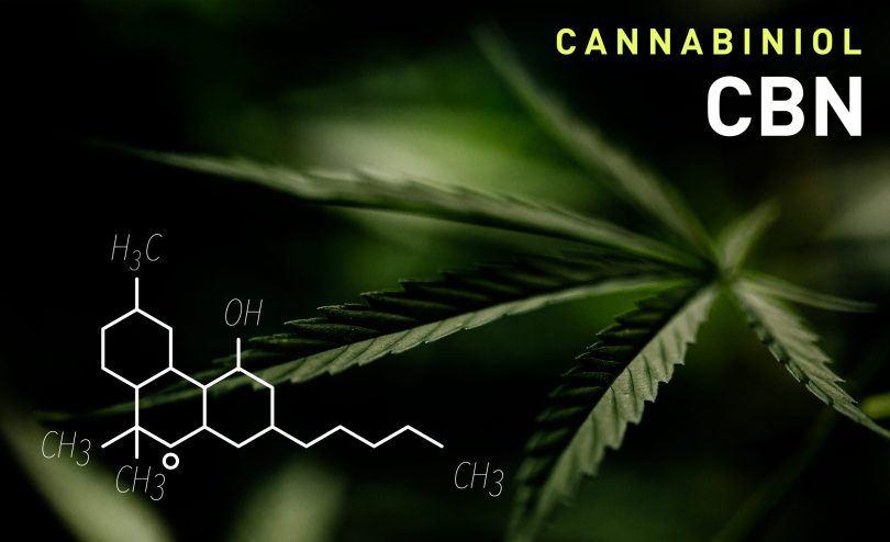que es el cannabinol cbn