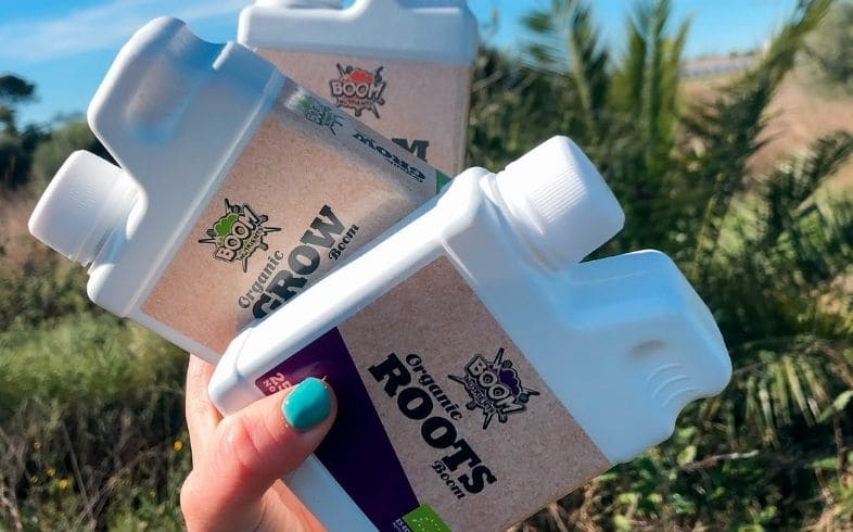 organic de boom nutrients
