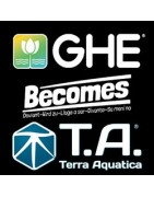General Hydroponics Europe GHE brand