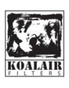 Productos Koalair filtro Koa