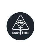 Graines féminisées de Biohazard Seeds