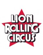 Lion Rolling Circus. Papel de liar de calidad