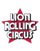 Lion Rolling Circus – Feuilles de qualité