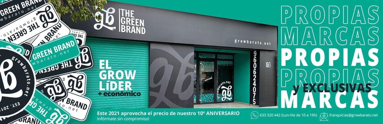 Franquicias Grow Shop GB