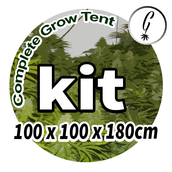 Complete Grow Tent Kit...