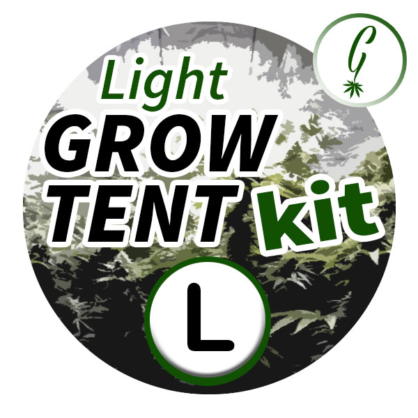 Light Grow Tent Kit – L
