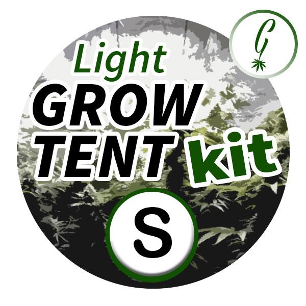Grow Tent Kit Light S