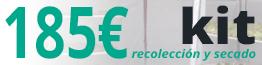 banner kit de recolecta y secado movil
