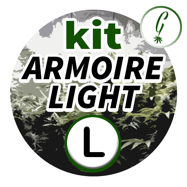 Kit Armario Light L